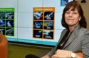 UK Energy and Clean Growth Minister Claire Perry, pictured in Aberdeen earlier this year.