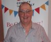 Contact the Elderly's Aberdeen area organiser John Gall with his Marsh Christian Trust Award