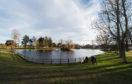 Cooper Park pond