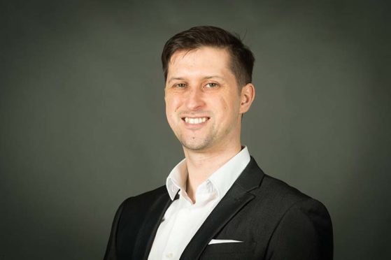 Craig Sinclair, technology enthusiast