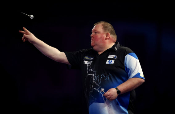 John Henderson in action during last year's championship.