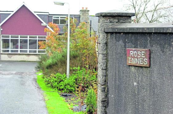 Rose Innes Nursing Home, Aberchirder.
