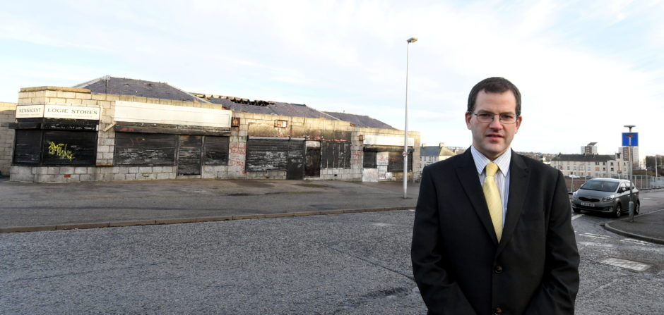 Aberdeen MSP 'remains hopeful' that 'positive solution' can be found for Logie shops