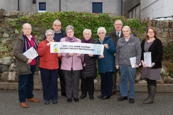 Campaigners Lash Out And Call For Nhs Western Isles To Review
