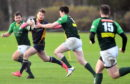 Graeme Crawford hopes Gordonians can see out the year undefeated.