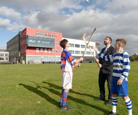 The Highland Folk Museum has presented ambitious plans to digitise 400 items of shinty memorabilia and capture oral histories about the game. Picture by Sandy McCook