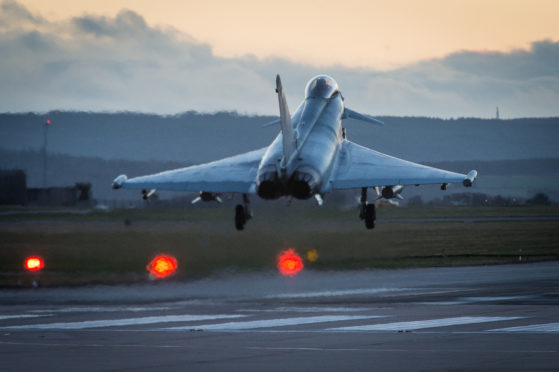 Nearly 1,000 posts are expected to be created at RAF Lossiemouth as part of the expansion.