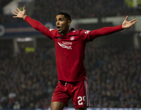 Max Lowe has impressed since his loan move from Derby County.