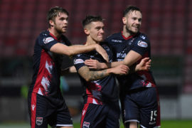 Trip to Ayr United all the more vital after Queen of the South draw, says Ross County winger Josh Mullin