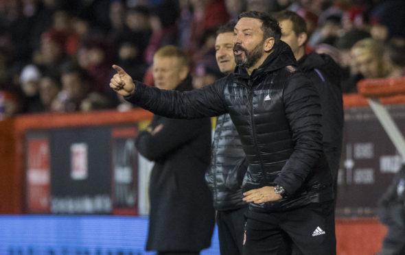 Derek McInnes plans to speak to Derby next week about extending Max Lowe's loan deal.