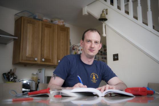 Christian Dobson has praised the work of charity SSAFA