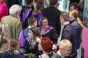 UHI Graduation. Eden Court, Inverness