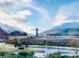 Glenfinnan visitor numbers rise above 350,000 per year.
