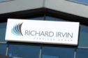 Richard Irvin sign