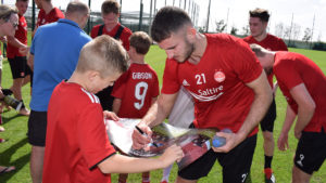 Dons in Dubai diary: Fan-tastic day for Aberdeen supporters and those at Asian Cup tie