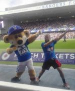 Diehard Rangers fan to run from Ibrox to Pittodrie to raise funds for charity