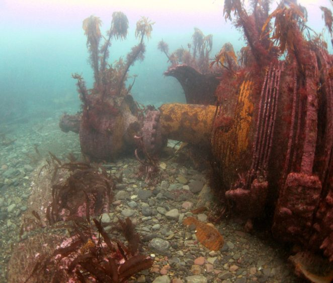 Picture credit: Caithness Diving Club