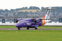 Flybe has cancelled flights from Aberdeen due to staff shortages