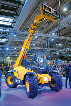 Third-generation JCB Loadall telehandlers build on powertrain and hydraulic developments from previous upgrades with an all-new cab.