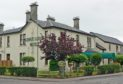 Lovat Lodge Hotel was being used by Arthritis Care for people with mobility disabilities.