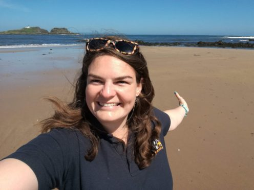Catherine Gemmell will give a talk at the Royal Scottish Geographical Society at its meeting in February.