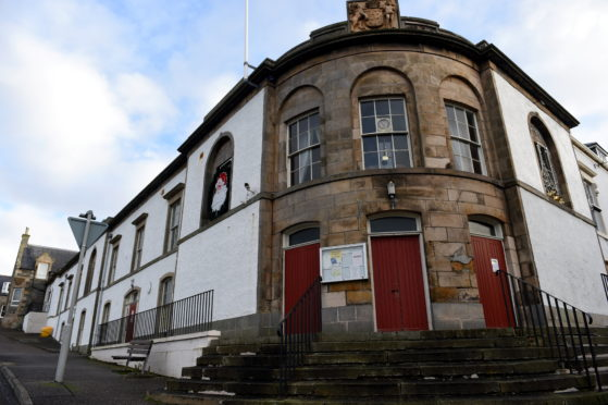 Cullen Town Hall will now be sold to a hotel developer.
