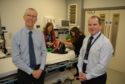 Dr Alastair McDiarmid, Dr Anna Celnik, Dr Kate Richmond and Dr Paul Bourke