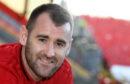 Aberdeen midfielder Niall McGinn.
