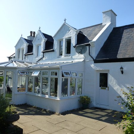 Garybuie: Comfortable, spacious and well-appointed rooms within a traditional croft house