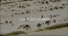 A screen grab of the Elgol pupils superimposed onto the famed honeycomb rock from the video.