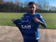 Stelios Demetriou has signed for Macclesfield Town.