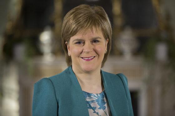 Nicola Sturgeon will chair a panel at Granite Noir 2019