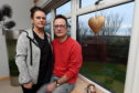 Audrey Ross-Barnett and Nick Barnett, from Balmedie, are battling to get compensation for damage they claim was caused by AWPR works.