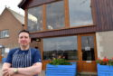 Quayside Restaurant and Fish Bar, Gourdon.