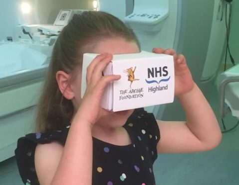 Virtual reality is being implemented after a successful trial to help familiarise patients with the noises surrounding MRI scanners