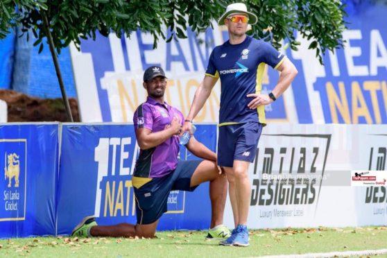 Shane Burger is the new Scotland cricket coach.