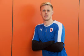 McHattie ready to make up for lost time with Caley Jags