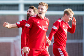 Different kind of challenge for Aberdeen as Dons gear up for Premiership race in Dubai