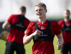 Gary Mackay-Steven remains undecided on his future as Aberdeen contract comes to an end
