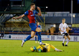 White fires Caley Thistle to victory against Ayr