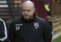 Ross County co-manager Steven Ferguson