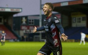 Late Lindsay leveller keeps Staggies five ahead of United in Dingwall drama