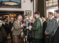 The Duke and Duchess of Rothesay visited the newly-restored Fife Arms.