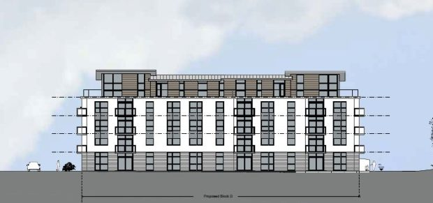 Planning application for homes on Aberdeen hospital site