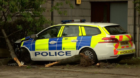 This police crash took place in June 2016, on Aberdeen's Ashgrove Road.