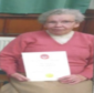 A search is ongoing for an elderly woman, in the town of Keith.