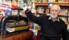 Bill Kelly, owner of Better Read Books in Ellon.