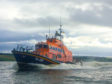 RNLI Invergordon aided the rescue.