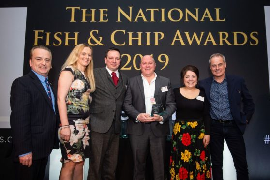 Whitby's Trenchers Restaurant nets prestigious national fish and chip award