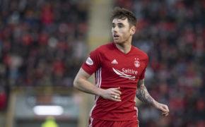 Greg Tansey left Aberdeen for St Mirren last month.